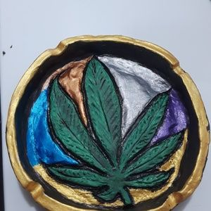 Other - Custom-made ashtrays